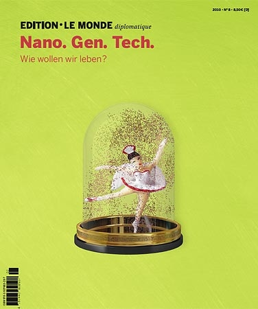 Edition N° 8 Nano. Gen. Tech.