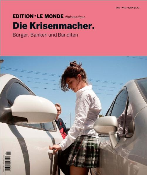 Edition N° 12 Die Krisenmacher
